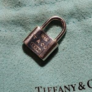 T&CO lock pendant